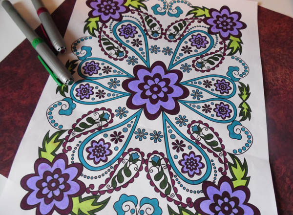 Download 3 Free Stress Relief Coloring Pages – Simply Inspired